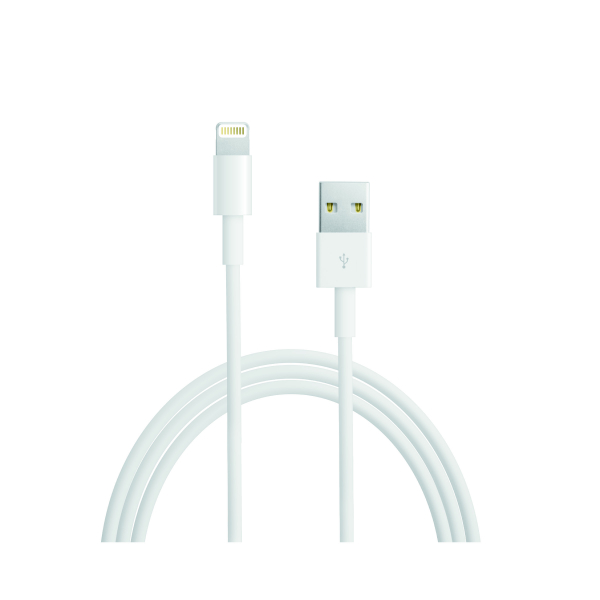 Apple Lightning auf USB Kabel 0,5m
