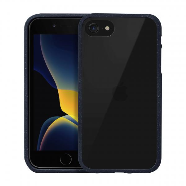 LAUT Crystal Matter iPhone SE 2.Gen/8/7 blau
