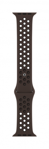 Apple Nike Sportarmband für Watch 40mm (ironstone/schwarz)