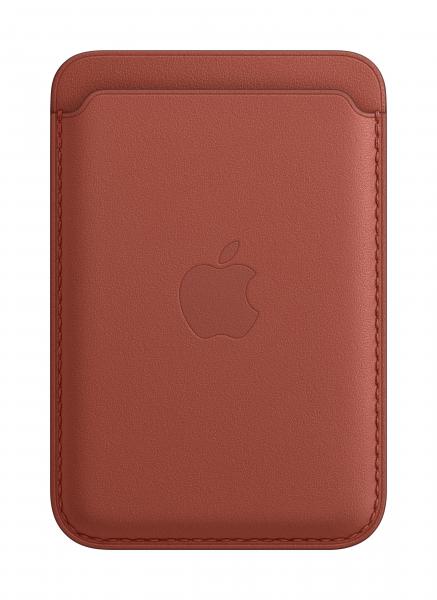 Apple Leder Wallet iPhone mit MagSafe Arizona
