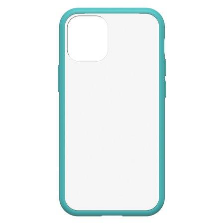 Otterbox React Apple iPhone 12 mini Sea Spray - clear/blue