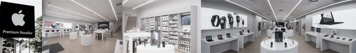 Implement-IT Apple Shops