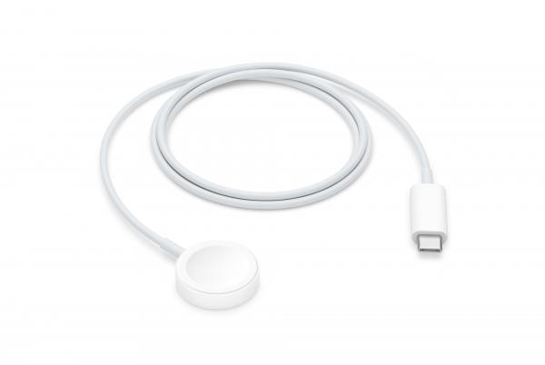 Apple magnetisches Schnellladegerät auf USB-C für Watch 1m