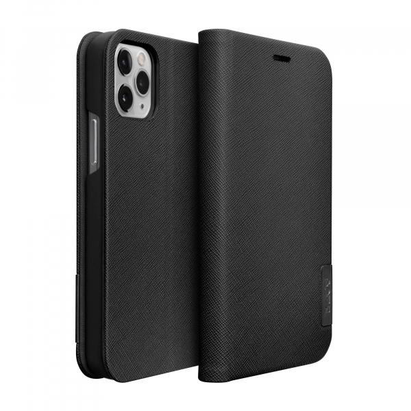 LAUT Prestige Folio iPhone 12/12 Pro schwarz