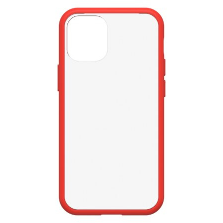 Otterbox React Apple iPhone 12 mini Power Red- clear/red
