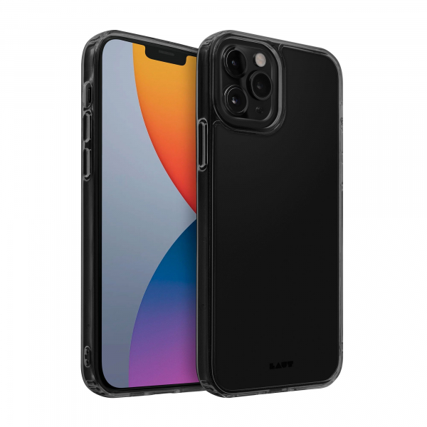LAUT Crystal-X Impkt iPhone 12/12 Pro schwarz
