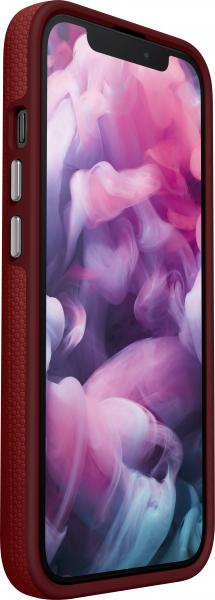 LAUT Shield iPhone 13 Mini Crimson red