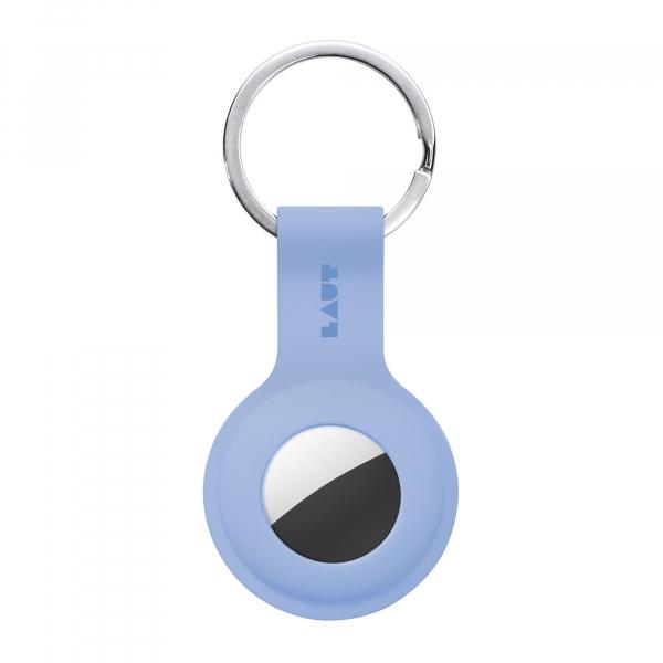 LAUT Huex Tag für Apple AirTag blue