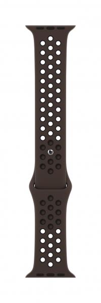 Apple Nike Sportarmband für Watch 44mm (ironstone/schwarz)