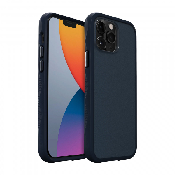 LAUT Crystal Matter 2.0 iPhone 12/12 Pro schwarz