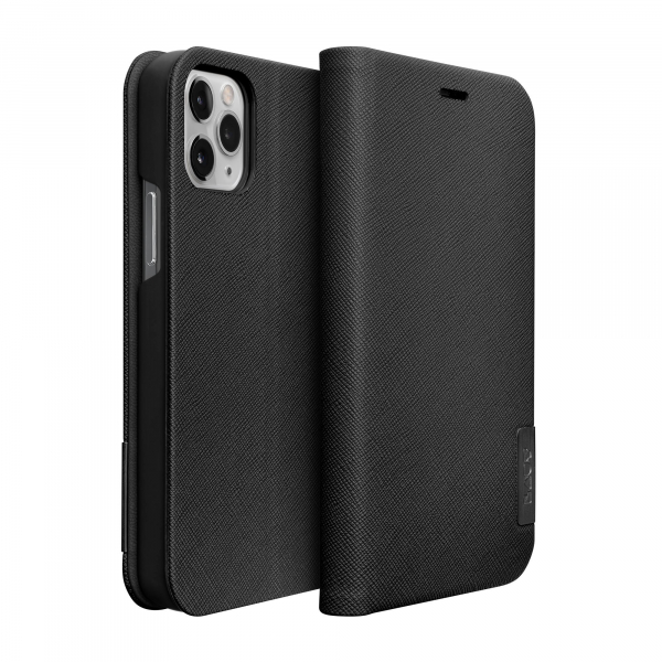LAUT Prestige Folio iPhone 12 mini schwarz