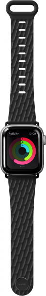 LAUT Active 2.0 Apple Watch 42 / 44 mm schwarz