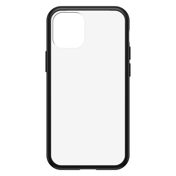 Otterbox React Apple iPhone 12 mini Black Crystal - clear/black
