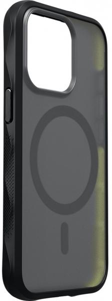 LAUT Crystal Matter Impkt 2.0 (MagSafe) iPhone 13 Pro Quartz black