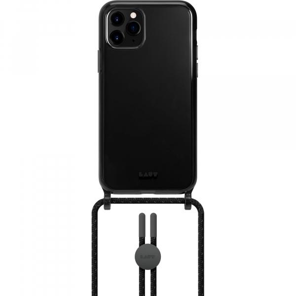 LAUT Crystal-X Necklace iPhone 12 mini schwarz