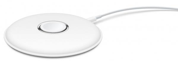 Apple magnetisches Ladedock für Watch weiß
