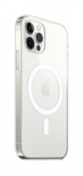 Apple Clear Case iPhone 12 mini mit MagSafe