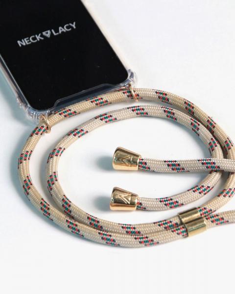NECKLACY Necklace Case für iPhone SE 2.Gen/ 7 / 8 Classic Birch