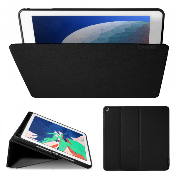 LAUT Prestige Apple iPad 10.2 7th/8th Gen. schwarz